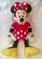 "Disney Minnie Mouse 30"" Giant Plush TOYS R US Exclusive Doll"