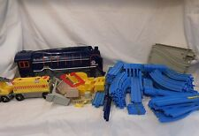 Tomy Tomica Blue D51.23 Hanging Monorail Rail Set with Tracks plus RARE *
