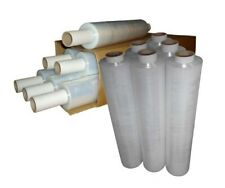 Cheapest Pallet Wrap Clear 34mu 23mu Extended and Standard Core Shrink Wrap FILM