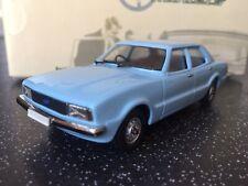 Lansdowne LDM 56 1:43 Ford Cortina Mk4 1.6L Saloon 1979 Bermuda Blue, Superb!