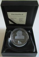 DR Kongo 10 Francs 2005 Papst Johannes Paul II.