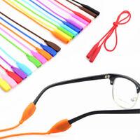 New Silicone Glasses Strap Neck Cord Sunglasses Eyeglasses String Lanyard Holder
