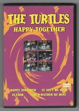 DVD ★ THE TURTLES - HAPPY TOGETHER ★ MUSIQUE - CONCERT