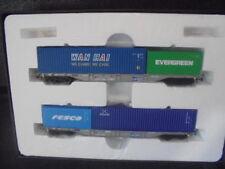 B-Models 45138 2teiliges Containerwagenset CH SBB Cargo