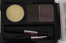 NYX Eyebrow Cake Powder #1 BLACK GREY wax powder new discount makeup