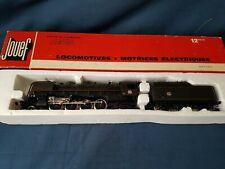 JOUEF 8273 LOCO VAPEUR SNCF BLACK 2-8-2  141-R-1246 MIRAMAS FUEL EXC BOXED