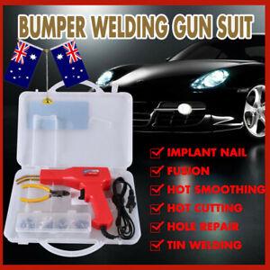 Professional Car Bumper Crack Repair Welding Machine Set AU 2021