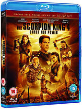 The Scorpion King 4 - Quest for Power [Blu-ray]