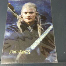 Lord of the Rings Japan The Two Towers Clear File Legolas Aragorn Frodo one only