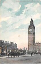 uk14428 houses of parliament clock tower  london  uk