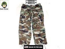 Us Army camuflaje woodland BDU Pantalones paintball Pants trousers sxl small x long