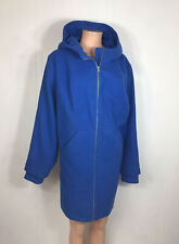 WOMAN WITHIN Wool Coat Lined Womens 1X