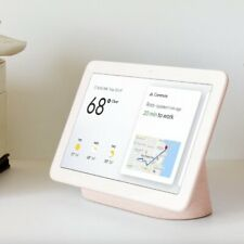Google Home Command Smart Tablet Voice Indoor Photo Album White Survalliance Hub