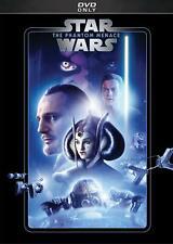 NEW!!! STAR WARS: THE PHANTOM MENACE (DVD, 2019)