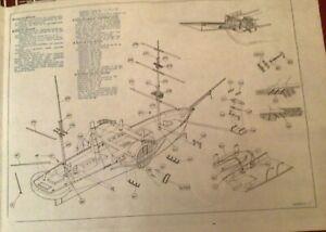 "Bausatz Schiffsmodell ""Oxidan"" Maßstab 1:100"