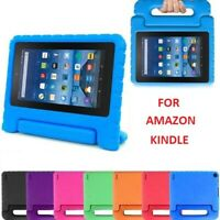 """Tough Kids Shockproof Foam case cover for AMAZON Kindle Alexa Fire 7"""" inch 2018"""