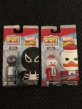 Pin Mates Marvel Comics Agent Venom S06 Howard the Duck S08 Chase Variant