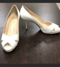 Christian Louboutin Pumps (Sold Out, Vintage, Perfect Red Bottoms, EU 37, Shelly