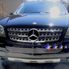 Mercedes-Benz ML350 2006-2008 APG 5-Pc Polished Horizontal Billet Bumper Grille