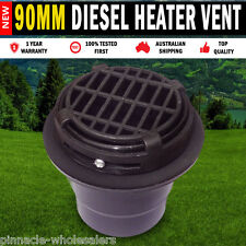 90mm Heater Vent Hot & Cold, Air Vent For Diesel Heater Webasto, Domestic