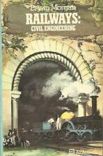 Railways: Civil Engineering (Industrial Archaeology) by Morgan, Bryan Book The