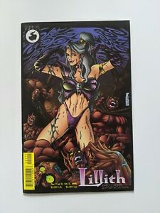 Lillith DEMON PRINCESS #2 October 1996 Antarctic Press Comics
