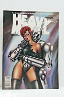 Heavy Metal Magazine - January 1990