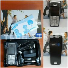 New Nokia 6230i - Silver-Black (Unlocked) Mobile Phone - 2 Years Warranty