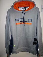 Ralph Lauren Men's Performance Sports Hoodie Sweatshirt New Size L