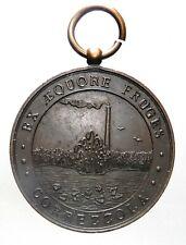 COMUNE DI CORREZZOLA - Medaglia nominativa ONORE A REDUCE DALLA LIBIA anno 1912