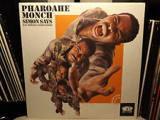 "PHAROAHE MONCH - SIMON SAYS / BEHIND CLOSED DOORS (12"")  1999!!!  RARE!!!"