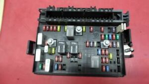 Relay Fuse Box Under Back Seat 15098882-2 Fits 02-03 BRAVADA 177874