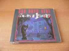 Maxi CD Bad Boys Blue - House of Silence - 1991