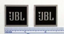 JBL Speaker Badge Logo Emblem L26 L40 L50 L100