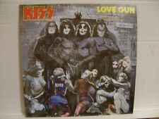 KISS Love Gun RARE Russian Only Different cover