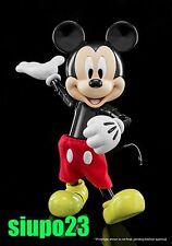 86hero Herocross ~ HMF #030 Disney Mickey Mouse Figure
