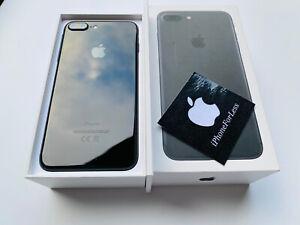 Apple iPhone 7 Plus - 32GB - Jet Black - (Unlocked) A1784 (GSM) - Ref 81