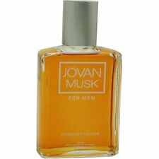 Jovan Musk Aftershave/ Cologne Splash 8.0 Oz / 240 Ml for Men by Coty