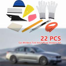 Sticker Tool Set Knife Squeegee Scraper Kit Window Tint Install Car Accessories