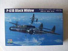 Hobby Boss P-61B Black Widow WWII Night Fighter  1/48 Scale