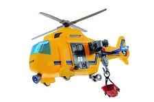 Beste Dickie-Spielzeug Action Rettungshubschrauber Helikopter mit Freilauf NEU
