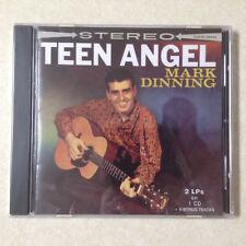 Teen Angel - Mark Dinning 2 LPs on 1 CD - BRAND NEW CD
