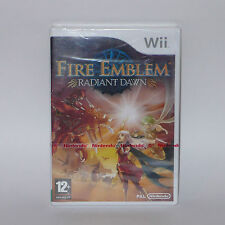 FACTORY SEALED Fire Emblem: Radiant Dawn Brand New PAL (Wii, 2007)