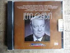 Jean Gabin -  Hobby & Work – CD NUOVO SIGILLATO / SEALED