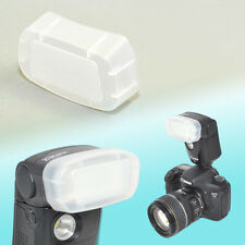 Canon Speedlite 320EX Flash Bounce Diffuser Soft Cap Box Semi-Transparent JJC