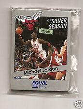 Chicago Bulls 1990-91 Star Company / Equal 16-card Anniv Set Michael Jordan