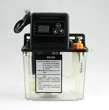 New 110VAC Auto Lubrication Pump 1.5Liter 1.5L CNC Digital Electronic Timer