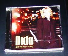 DIDO GIRL WHO GOT AWAY CD ENVÍO RÁPIDO NUEVO Y EMB. ORIG.