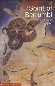 THE SPIRIT OF BARRUMBI PB  Brand New