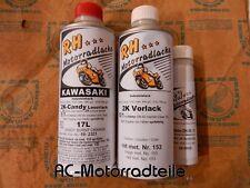 Kawasaki Lack Laque Color Set Candy Burnt Orange 17L Z1000 ZX-1400 ZX-10 R KLR